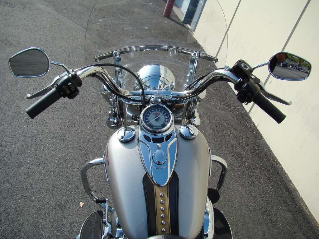 2009 Harley Davidson Flstc Heritage Softail Classic