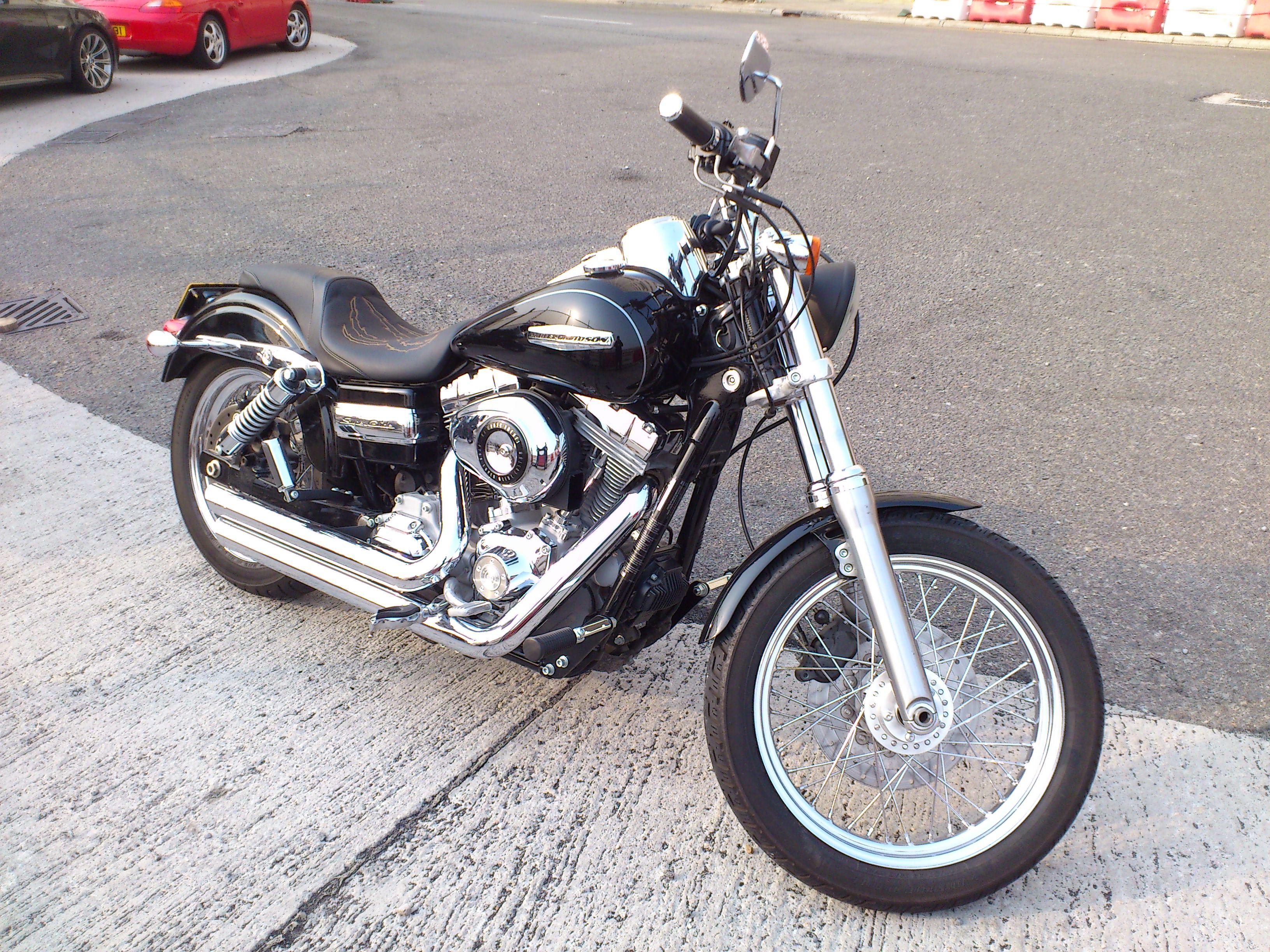 Harley Davidson Pictures 2012 Fxdc Dyna Super Glide Custom: 2009 Harley-Davidson FXDC Dyna Super Glide Custom ***SOLD