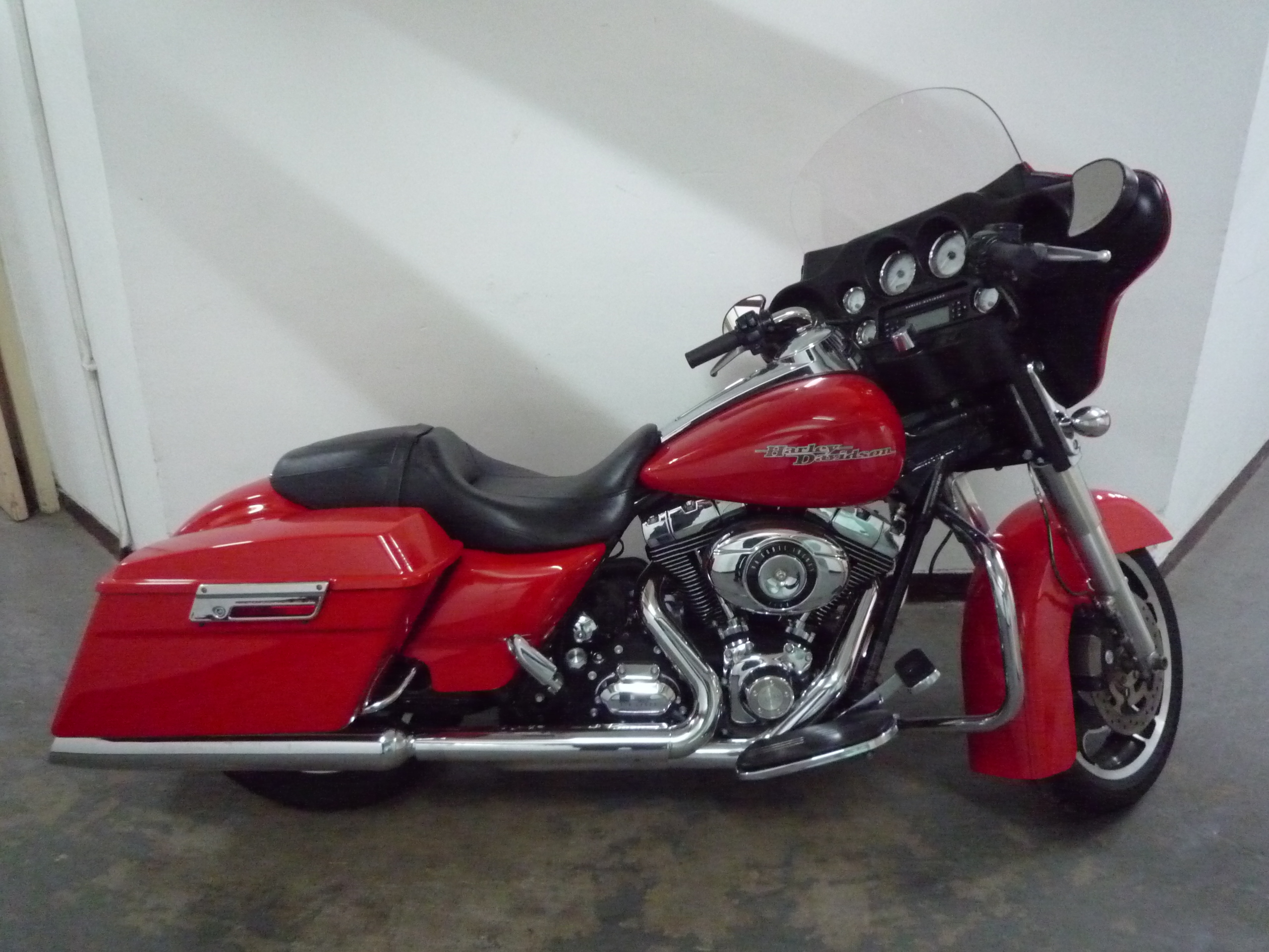 Self Storage For Motorcycle >> 2012 Harley-Davidson FLHX Street Glide ***SOLD*** | Motion Motorcycle / Motion Motor Group