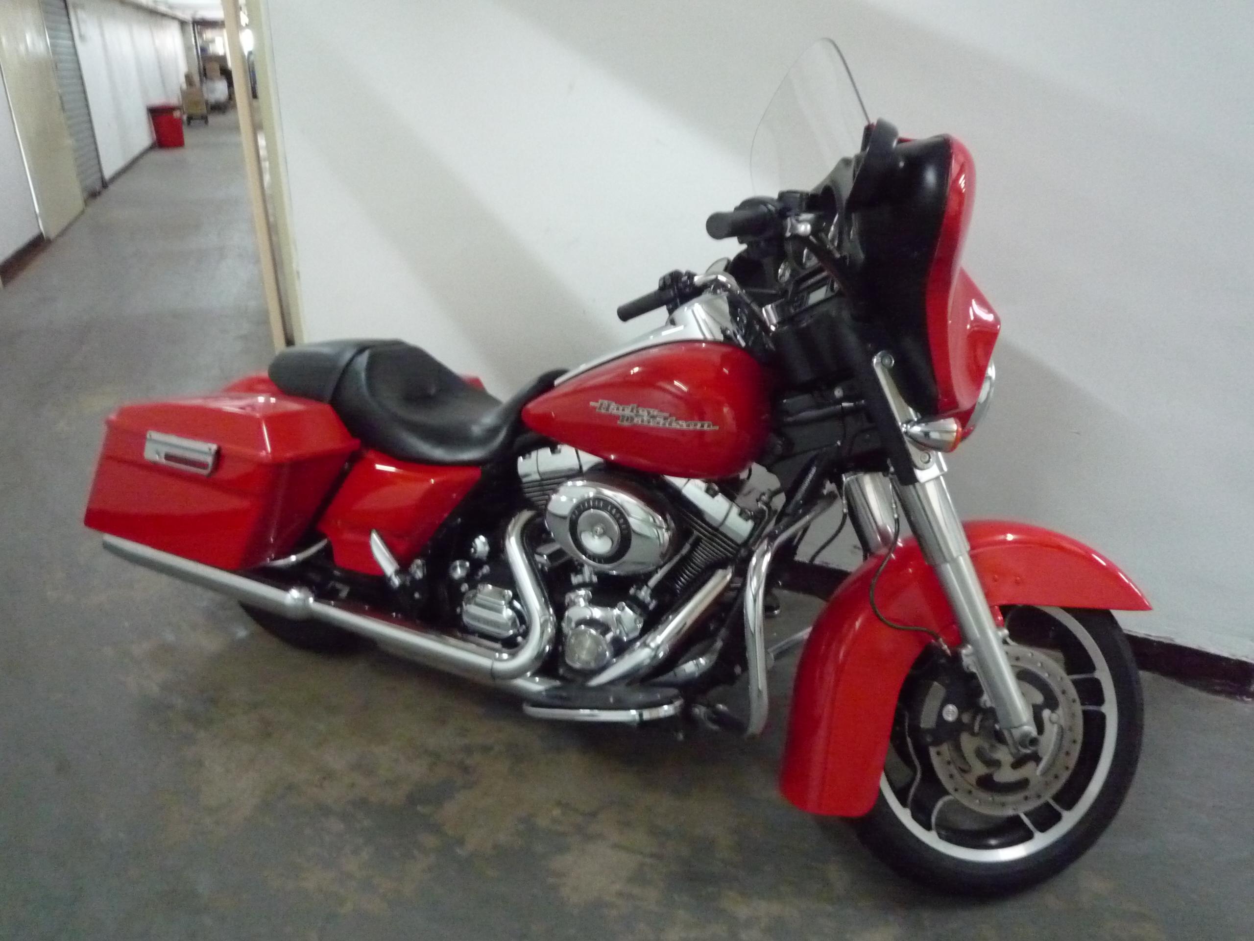 2012 Harley Davidson Flhx Street Glide Sold Motion